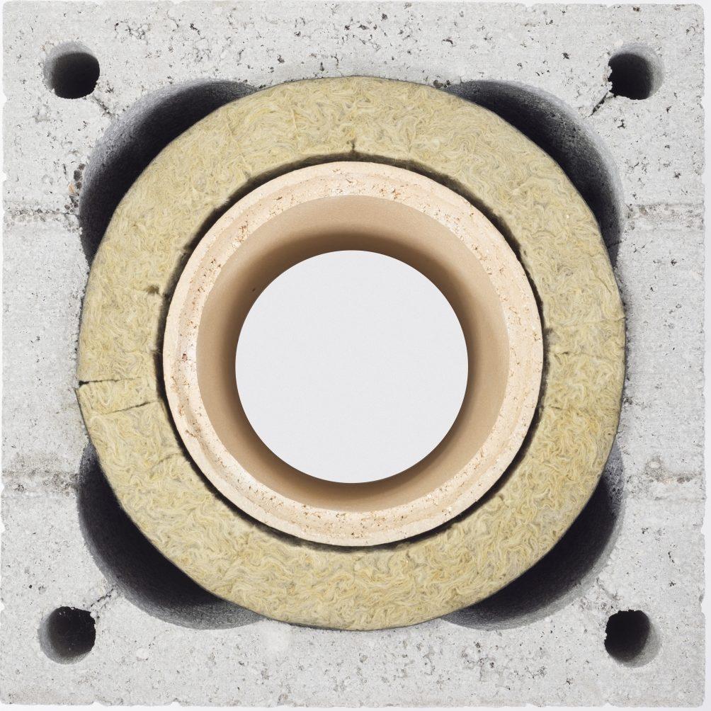 przewód ceramiczny z ociepleniem